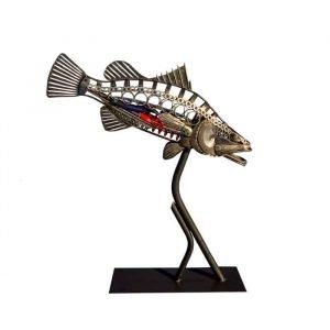 Sculpture art gallery