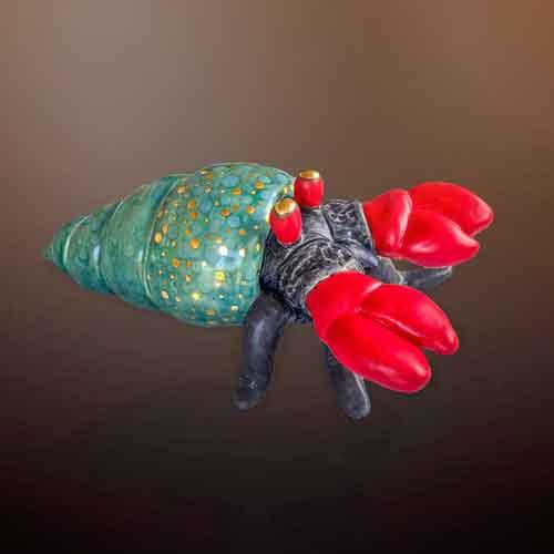 Crab-red-claw-ceramic