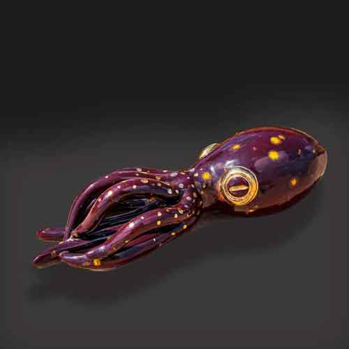 ceramic octopus