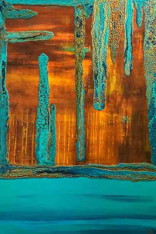 Painting-acrylyc-Transformer-by-Claudia-Billiau